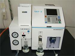 土壌・作物体総合分析装置(SFP―3)